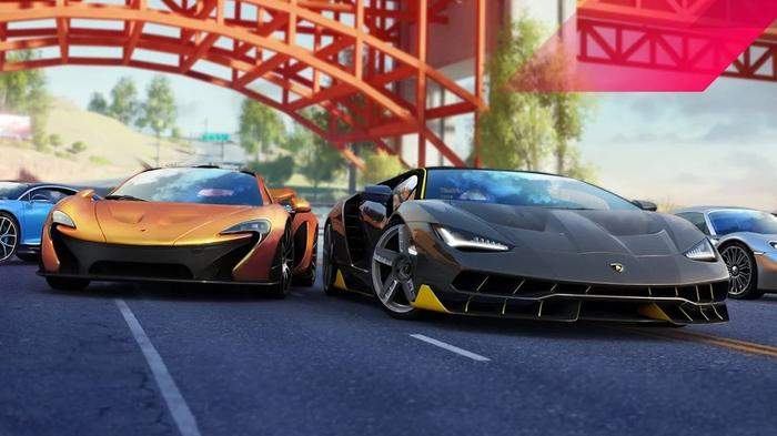 Two cars race each other in Asphalt 9: Legends