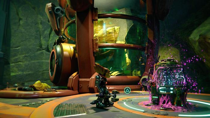 Ratchet and Clank Rift Apart Gold Bolt 22