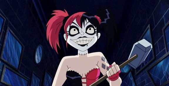 Justice League: Gods and Monsters Harley Quinn
