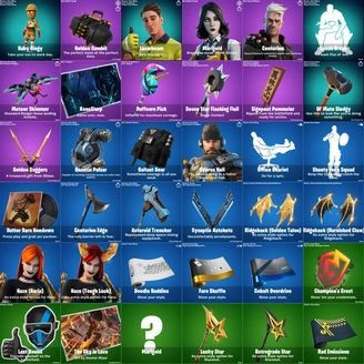 Fortnite Leaked Cosmetics 4.5 Fortnite Update V15 50 Leaks Latest Patch Notes Release Date Downtime Confirmed Leaked Skins New Map Changes Battle Pass Trailer Map Characters And Everything We Know About Chapter 2 Season 5