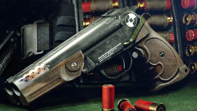Marshal Pistol Black Ops Cold War