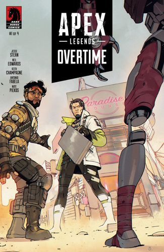 Apex Legends: Overtime #1 cover