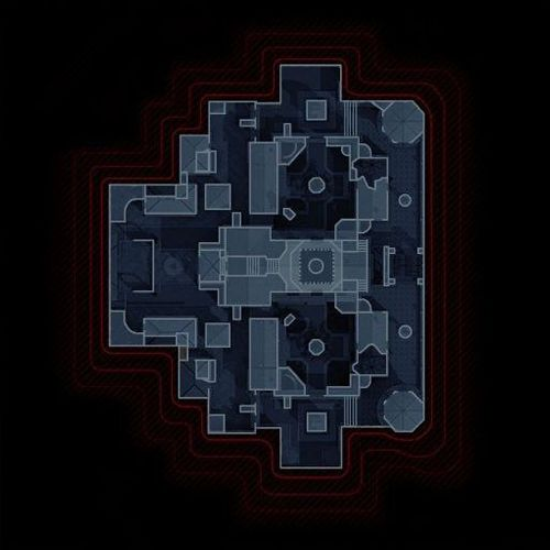 COD Mobile Monastery Map Layout