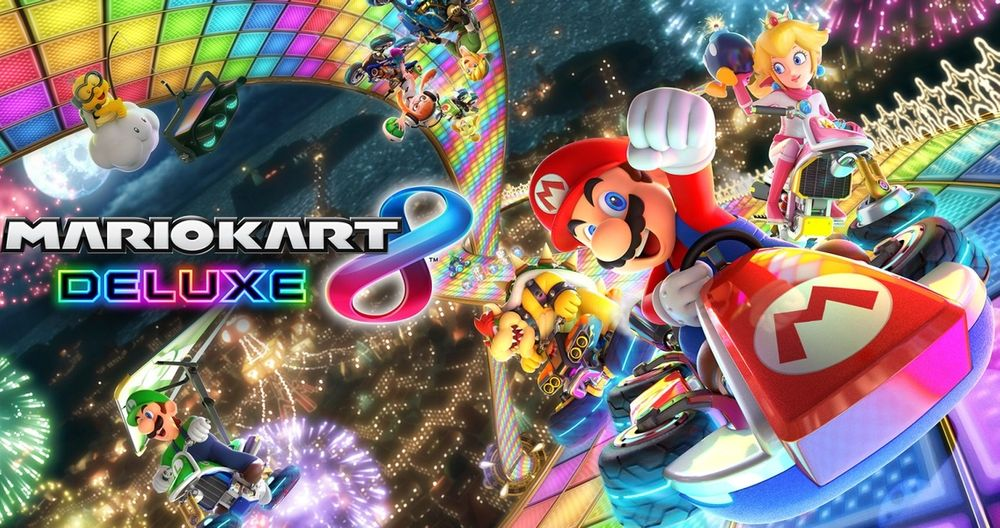 Mario Kart 8 Is Now The Best-Selling Racing Game In U.S. History