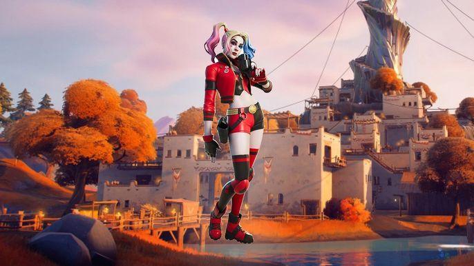 Fortnite Rebirth Harley Quinn