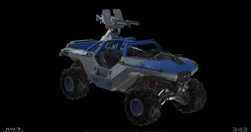 How To Get Vehicles In Halo: Infinite