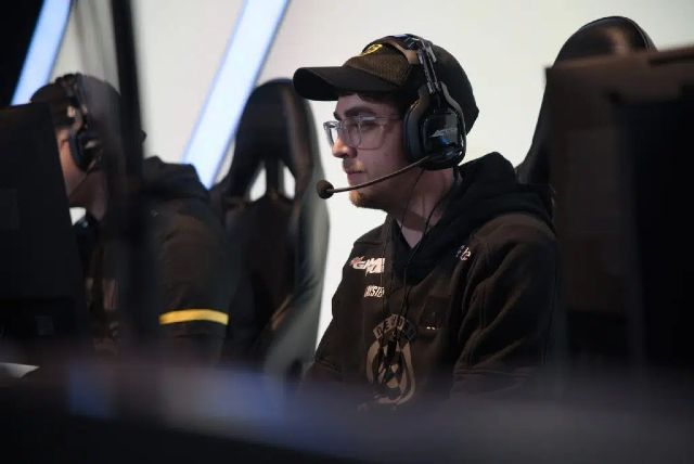 Clayster COD Esports New York Subliners Call of Duty Esports