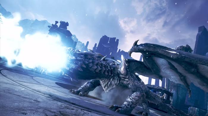 Icewind Dungeons and Dragons Dark Alliance