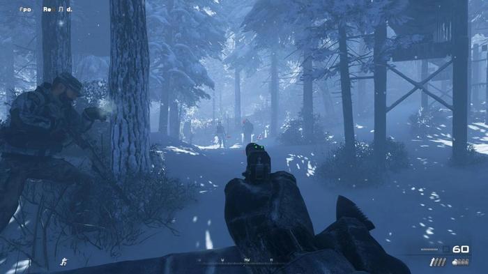 MW2 Campaign remastered contingency veteran walkthrough
