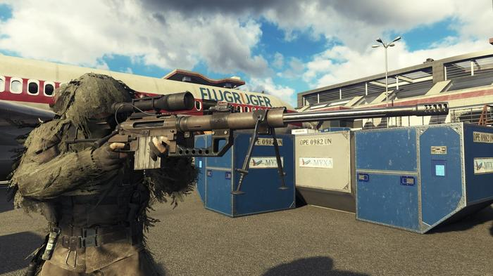 MW2 Multiplayer Remastered Terminal