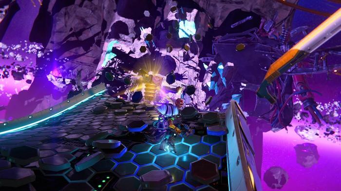 Ratchet and Clank Rift Apart Gold Bolt 15