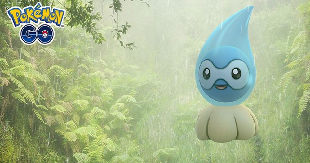 Pokemon GO Shiny Castform (Rainy) guide: How to Catch Shiny Castform