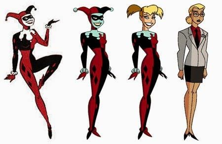 Batman: The Animated Series Harley Quinn