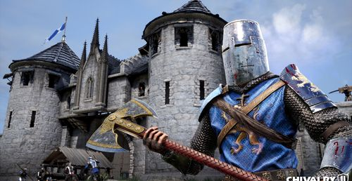 Chivalry 2: How to Crouch and Duck Under Attacks