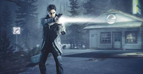 Alan Wake Remastered Spotted On Epic Store Database