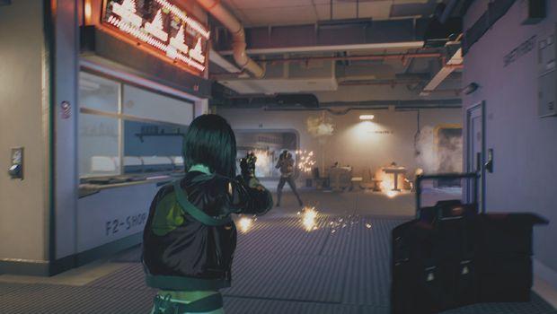 Rogue Company Shooting Range