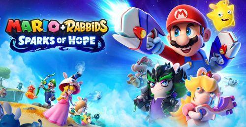 Mario + Rabbids: Sparks Of Hope Art, Details, and Screenshots Leak Ahead Of E3