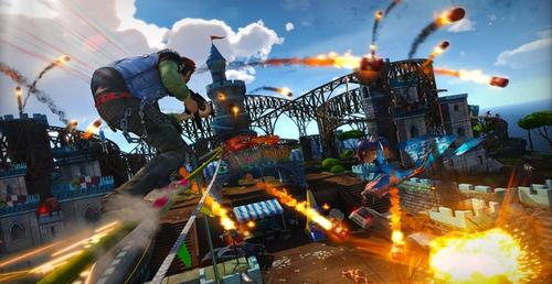 Is Sunset Overdrive Coming To PS4/PS5? Sony Trademark Gives Fans Hope