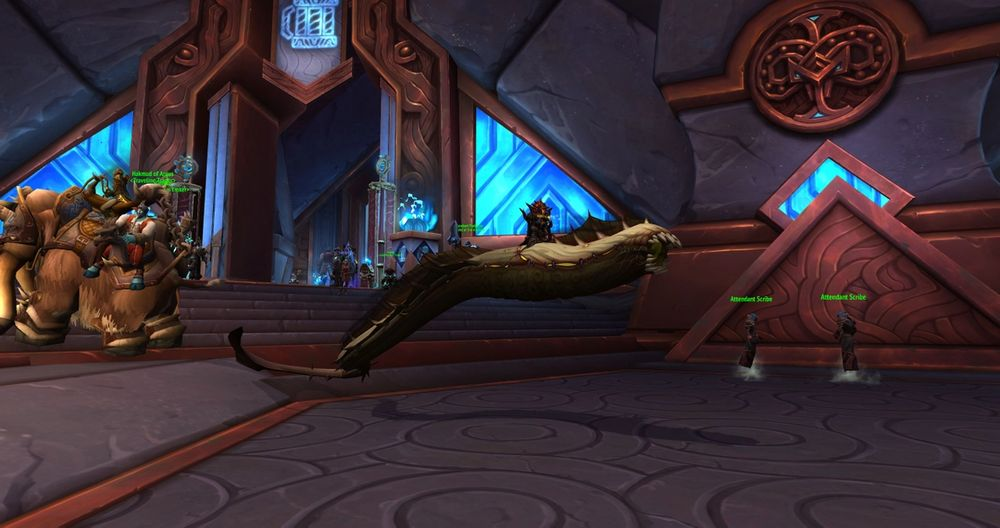 World of Warcraft: How to Obtain the Secret Slime Serpent Mount