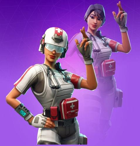 The Field Surgeon Fortnite skin came back to the item shop after a two year long hiatus.