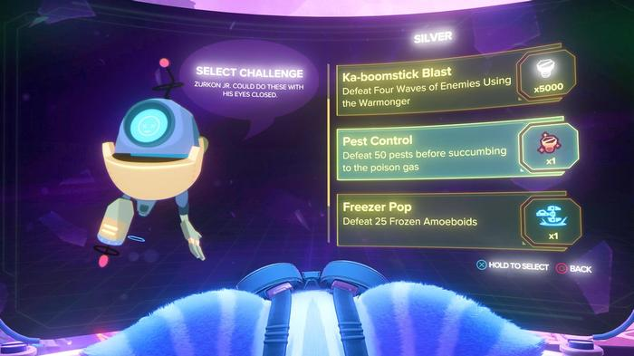 Ratchet and Clank Rift Apart Gold Bolt 9 Location