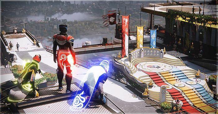 Destiny 2 Guardian Games 2021