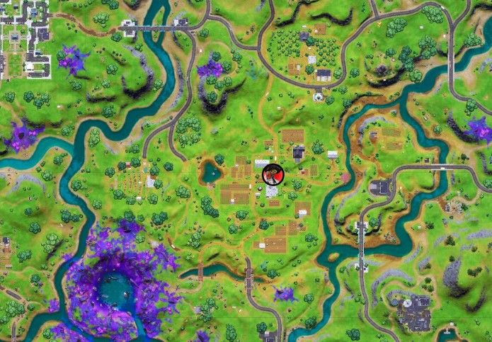 Corny Complex is the Doctor Slone's location in Fortnite.