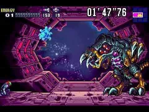 Metroid Fusion Omega Metroid