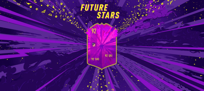 fifa 20 future stars Joao Felix card