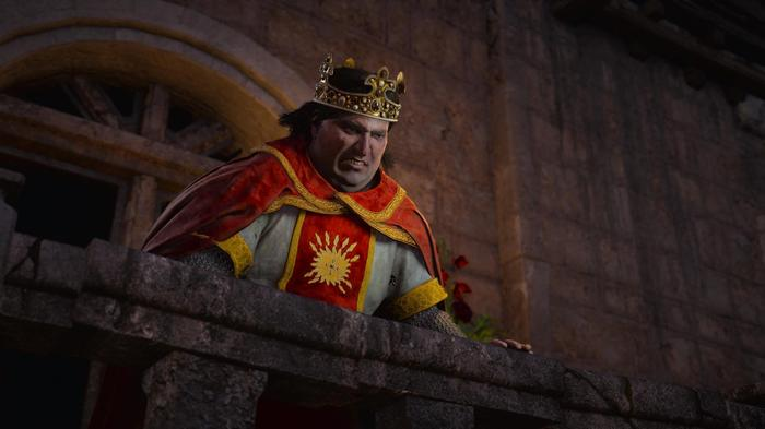 Charles the Fat Assassins Creed Valhalla Siege of Paris