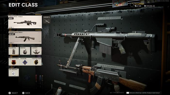M82 Black Ops Cold War Best Attachments