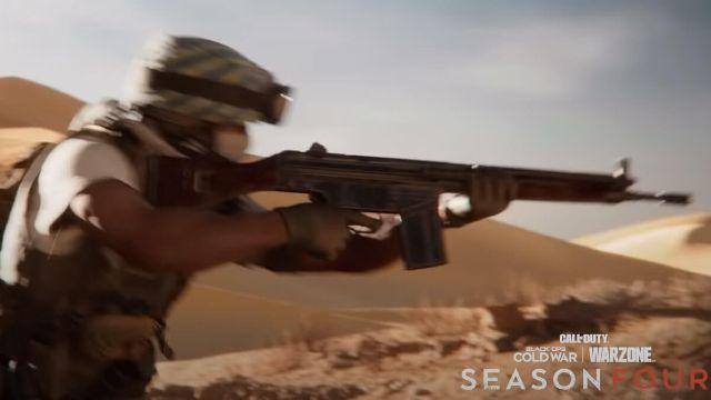 CETME Cold War Warzone Season 4