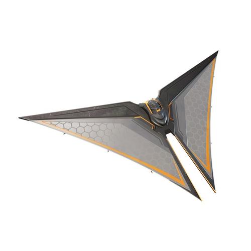 Deathstroke Destroyer Glider