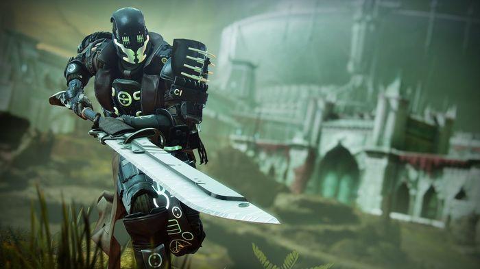 Destiny 2 Glaive Weapon
