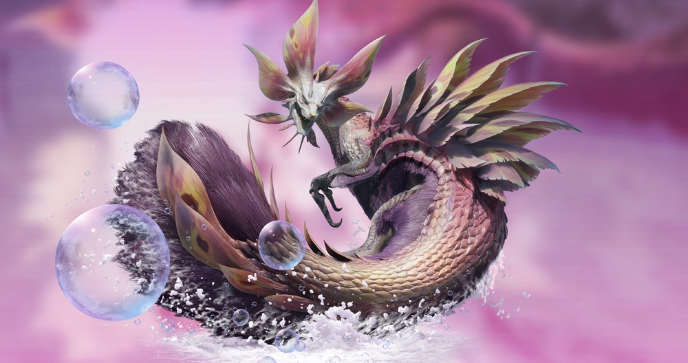 Monster Hunter Rise: Mizutsune Weaknesses, Strategy and How to Beat