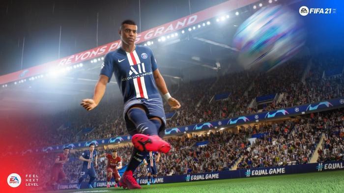 FIFA 21 4K