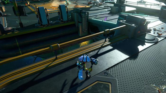 Ratchet and Clank Rift Apart Gold Bolt 7