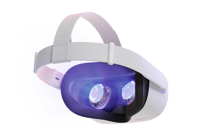 Oculus Quest 2 Headset Foam Interface Lenses