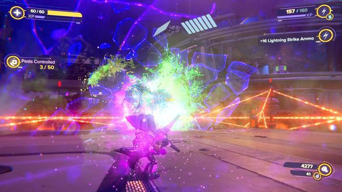 Ratchet and Clank Rift Apart Gold Bolt 9