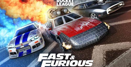 Rocket League: How To Unlock The Fast & Furious Car Bundle