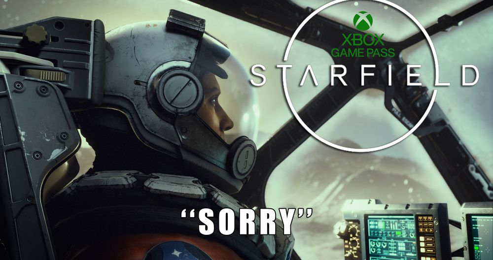 Starfield is Xbox exclusive, Bethesda's Senior Vice President issues an apology to PS5 players