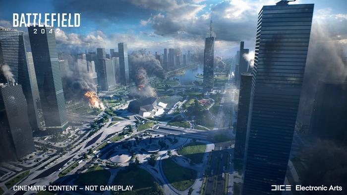 A city at war.