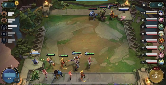 team fight tactics mobile