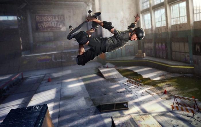 Tony Hawk Pro Skater 1+2 Remastered Demo