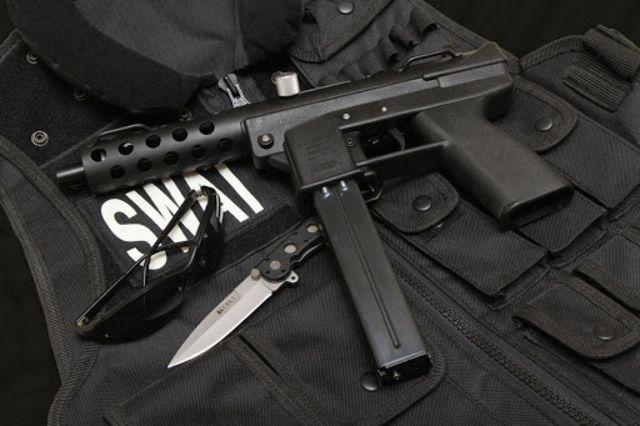 TEC-9 Pistol