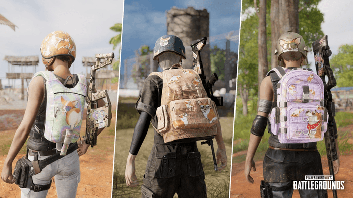 The new cosmetics are certainly varied.