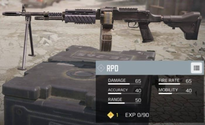 COD Mobile Best Weapons