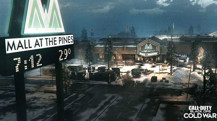 Black Ops Cold War Map List