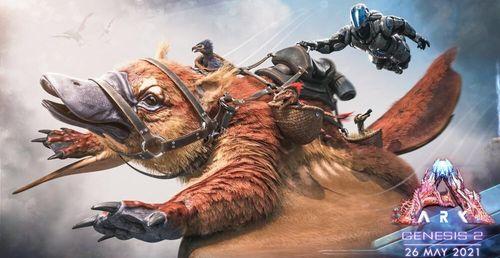 How To Tame Maewing In Ark Genesis Part 2 DLC
