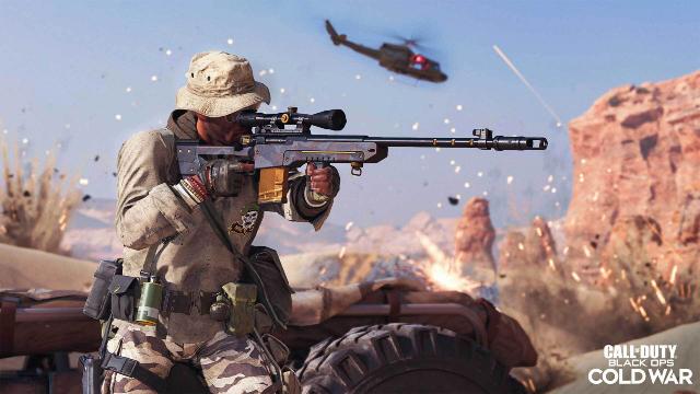 Black Ops Cold War Sniper Rifle Nerf OP